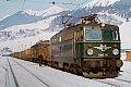 Foto zeigt: 1042.512 noch in tannengrün mit Flügelrad in Wald am Schoberpass (1982)