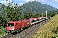 Foto zeigt: 1116.178, IC 590, Kolbnitz (Tauernbahn), 19.06.2018