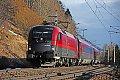 Foto zeigt: Railjet 1116.244 Sbl. Mallnitz 3 (Tauernbahn)