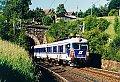 "am Foto: 4010.008 als Ex 158 ""Peter Rosegger"" beim Portal des Eichberg-Tunnel (Semmeringbahn 1988)"