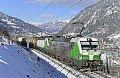 """Foto zeigt: SETG 193.204 """"Mozart"""" + SETG 193.812 Angertal (Tauernbahn)"""