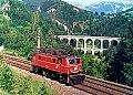 Foto zeigt: Reihe 1040 auf der guten, alten Semmeringbahn