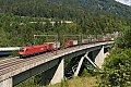 Foto zeigt: Grenzverkehr zwischen Villach und Tarvis