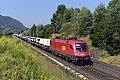 Foto zeigt: Bundeshymne spielende Taurus quer durch Österreich