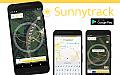Foto zeigt: Tipp: Sunnytrack App - wann steht die Sonne wo?