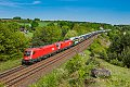 Foto zeigt: 1116.053 + 1116.139 mit Autotransportzug bei Laaber (Nürnberg–Regensburg)
