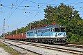 Foto zeigt: GrampetCargo 1142 Tandem in Gerasdorf (Laaer Ostbahn (SteG))