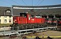 Foto zeigt:2068.023, PR Knittelfeld auf der Drehscheibe (Kronprinz Rudolfbahn), 20.10.2008