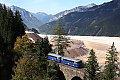 Foto zeigt: 5081.563 und 5081.565 als Fotozug am Hochgraben-Viadukt (Erzbergbahn 2018)