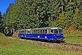 Foto zeigt: Steil bergan, Erzbergbahn!