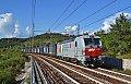 Foto zeigt: Güterverkehr zwischen Monfalcone und Triest