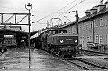 Foto zeigt: 1062.02 vor 52.6766, Bahnhof Bischofshofen (Giselabahn 1956)