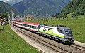 """Foto zeigt: 1116.142 """"CAT"""" Mallnitz-Obervellach (Tauernbahn)"""