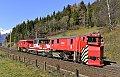 Foto zeigt: 9592.511 + 1163.015 + 9592.510 Sbl. Penk 1 (Tauernbahn)