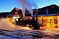 Foto zeigt:298.56, Fahrt zum Heizhaus, Mauterndorf (Taurachbahn)