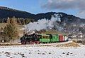 Foto zeigt: Fotosonderfahrt auf der Tauerachbahn