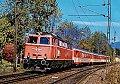 Foto zeigt: 2043.47 noch mit Flügelrad, P 4837, Warmbad Villach (Rudolfsbahn), 16.10.1985