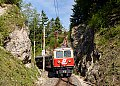 am Foto: 1099.14 Winterbach - Ober Buchberg - Felswände (Mariazellerbahn)