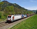 """am Foto: BTK 188.006 + CDC 383.009 mit """"WeKo"""", Frohnleiten (Südbahn)"""