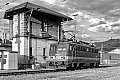 Foto zeigt: 1142.618, GLZ 88672, Bahnhof Leoben Donawitz (alten Stellwerk 1)