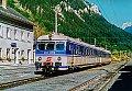 Foto zeigt: Bahnhofsszenen in den 80er Jahren