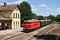Foto zeigt: NLB 2143.56 am Reblaus-Express