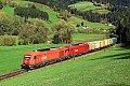 Foto zeigt: Güterverkehr ins Lavanttal und nach Pöls