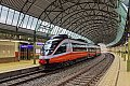 am Foto: Cityjet 4024.140 als S45 Richtung Handelskai, Wien Oberdöbling (Vorortelinie)