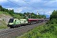 Foto zeigt: 1016.020 mit railjet 797, Mühldorf-Möllbrücke (Tauernbahn), 02.06.2019