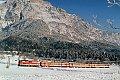 Foto zeigt: Regionalzüge der 90er Jahre in Kärnten