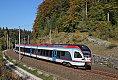 Foto zeigt: DLB 427.632 / BLB ET 132, Salzburg Kasern (Westbahn)