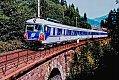 Foto zeigt: 4010.011 als Ex 191 Gasteinertal am Hundsdorfer Viadukt (Tauernbahn 1986)