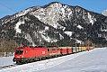 am Foto: 1116.124 vor 1142.611, Erzzug, Admont (Ennstalbahn)