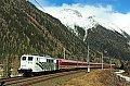 Foto zeigt: Lokomotion 151.074 Mallnitz-Nord (Tauernbahn)