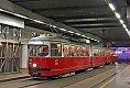 Foto zeigt: WL 4863, Linie 25, Erzherzog Karl Straße (Straßenbahn Wien)