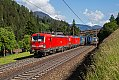 am Foto: DB 193.352 + DB 193.335, TEC 42143, Wolf nahe Steinach (Brennerbahn), 23.06.2020