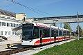 am Foto: ET 129, R 323 , Engelhof (Traunseebahn), 22.04.2019