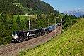 Foto zeigt: MIR 193.708 und 193.705 mit TEC 42143, Mühlbachl bei Matrei (Brennerbahn), 27.06.2020