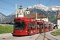 am Foto: TW 314, Linie 1, Bergisel (Innsbruck), 30.04.2018