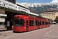 am Foto: TW 326, STB, Hauptbahnhof (Innsbruck), 30.04.2018