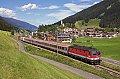 Foto zeigt: Radverkehr und Rückkehr der FLIRT in Osttirol
