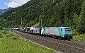 Foto zeigt:Lokomotion 185.576 + 186.444, Sbl. Kolbnitz 1 (Tauernbahn)