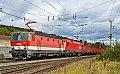 Foto zeigt: 1144.256 + 1116.122, Kapfenberg (Südbahn)
