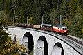am Foto: 1099.014, Annaberg - Saugrabenviadukt (Mariazellerbahn)