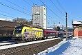 """Foto zeigt: 1116.153 """"ÖAMTC II"""", rj 797, Pusarnitz (Tauernbahn)"""