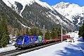 Foto zeigt: 1116.276 #EUYearofrail, Mallnitz-Hintertal (Tauernbahn)
