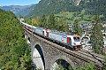 am Foto: BTK 188.003 + 188.002, Steinbach-Viadukt (Tauernbahn)