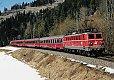 Foto zeigt: 1041.007 (Nachschiebe) Lessern (Salzkammergutbahn)