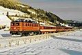 Foto zeigt: 1141.015, Kulm - Schiflugschanze (Salzkammergutbahn)
