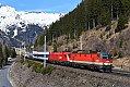 am Foto: 1144.105 + 1016.002, RoLa 43251, Mallnitz-Hintertal (Tauernbahn)